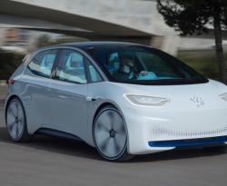 Volkswagen показа иновациите в своя очакван електромобил ID.3 (СНИМКИ/ВИДЕО)