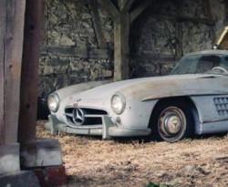 Наследници отвориха плевня и там откриха безценно автомобилно съкривище