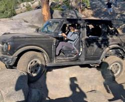 Новият Ford Bronco бе тестван на много трудно офроуд трасе ВИДЕО
