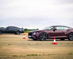 Rolls-Royce Wraith срещу Bentley Continental GT в най-скъпата драг гонка ВИДЕО